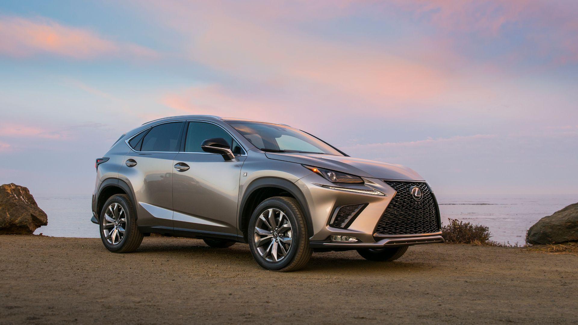 2021 Lexus Nx Pricing